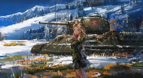 プラウダと雪-15
