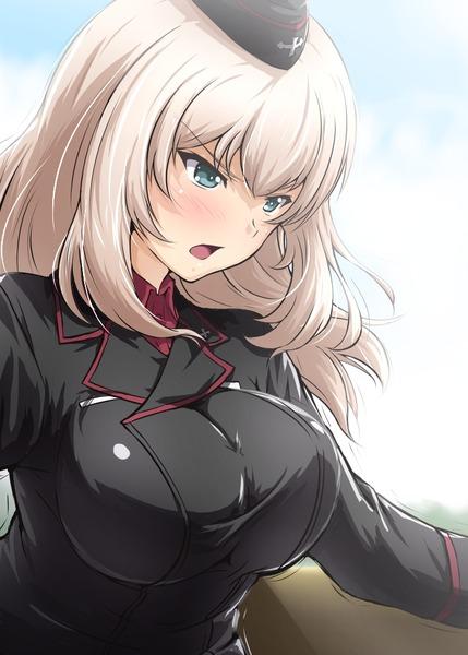 逸見エリカパンツァージャケット-24