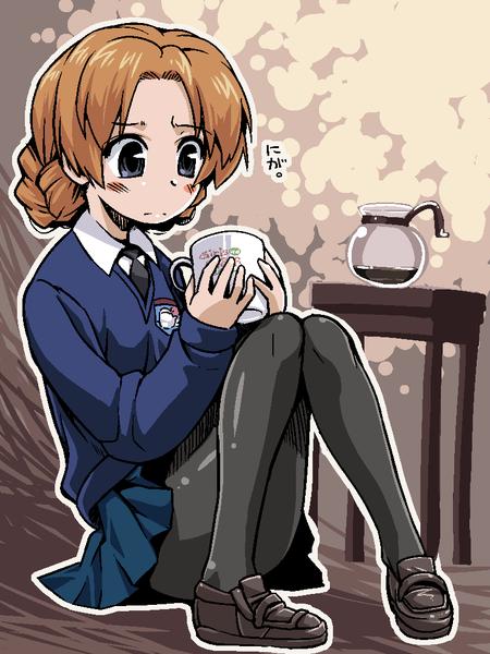 オレンジペコ制服-19