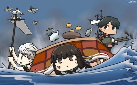 艦これコタツ2017-46