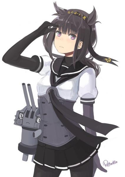艦これ黒タイツ-19