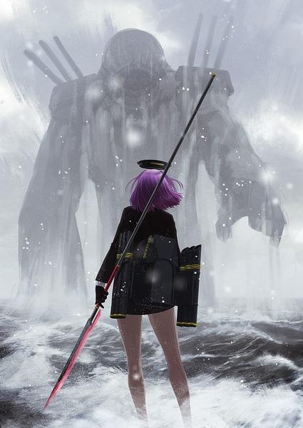 龍田と薙刀-11