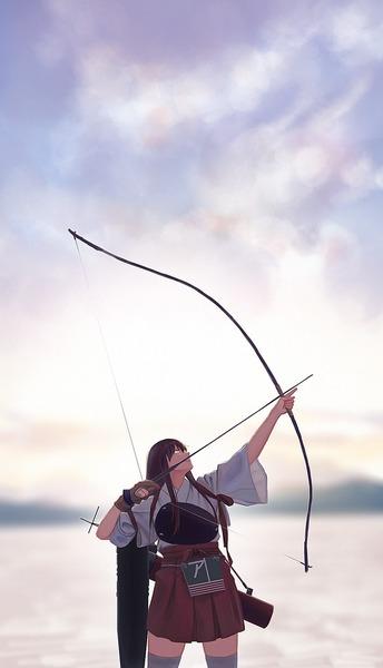 赤城と弓-04