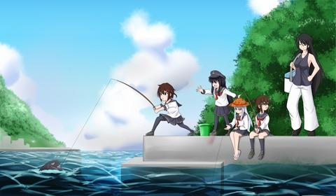 艦これ釣り-27