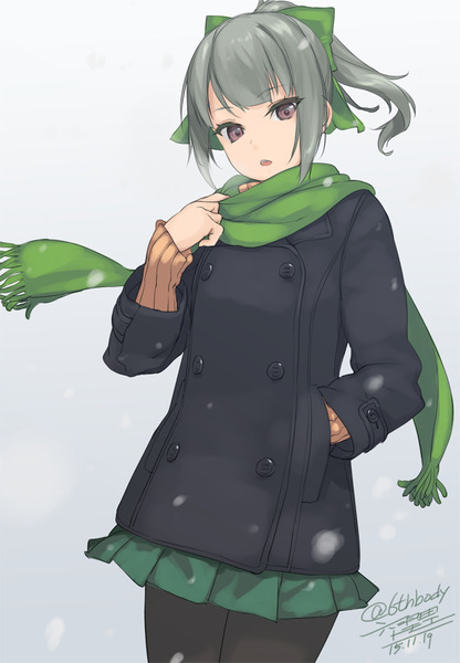 艦これ冬服2017-25