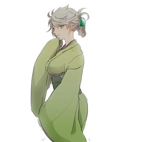 雲龍別衣装-16