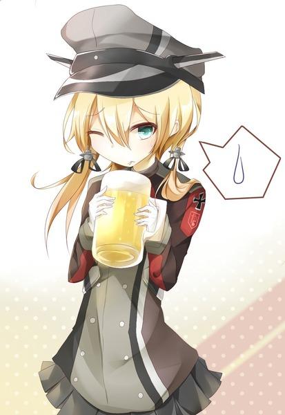 プリンツ・オイゲンとビール-28