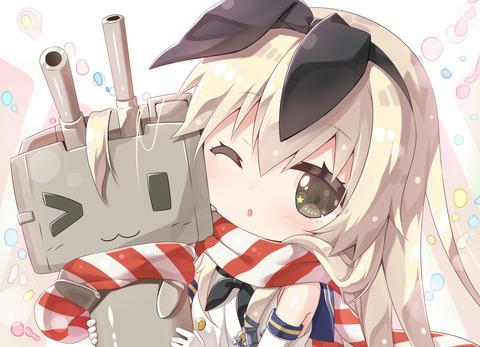 島風と連装砲ちゃん-39