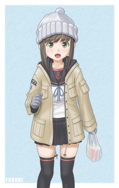 艦これ冬服2017-21