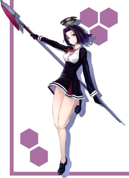 龍田と薙刀-35
