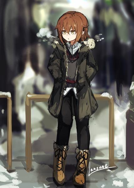 艦これ冬服2017-19