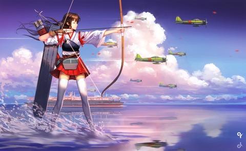 赤城と弓-01