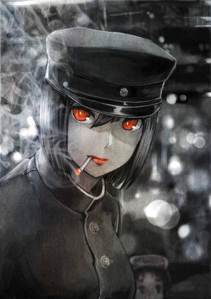 艦これ煙草-11