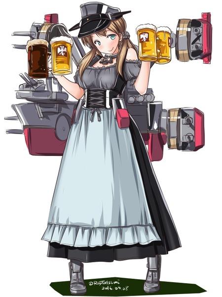 プリンツ・オイゲンとビール-36