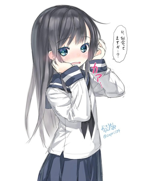 朝潮衣装チェンジ-35