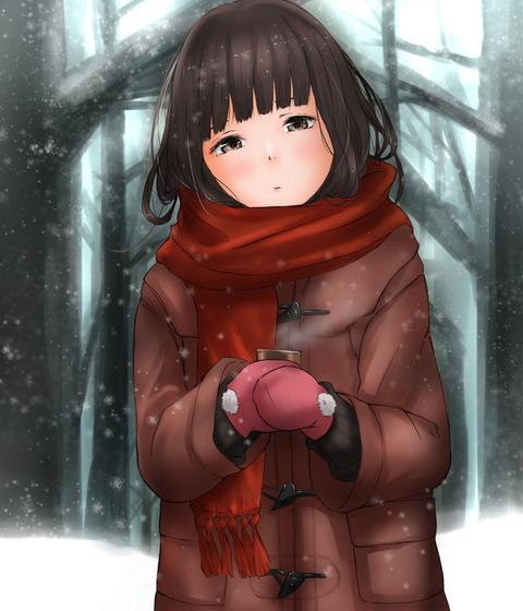 艦これ冬服2018-21
