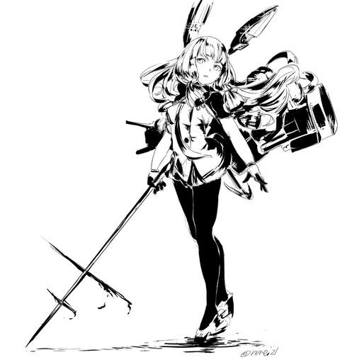叢雲と槍-41
