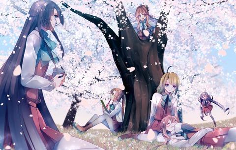 艦これ桜-04