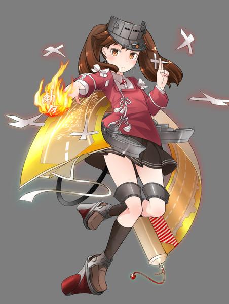 龍驤と式神-02