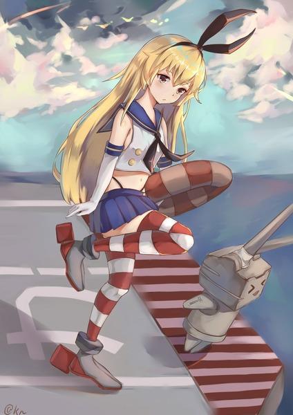 島風と連装砲ちゃん-08