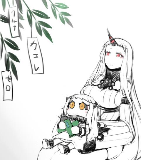艦これ七夕2018-09