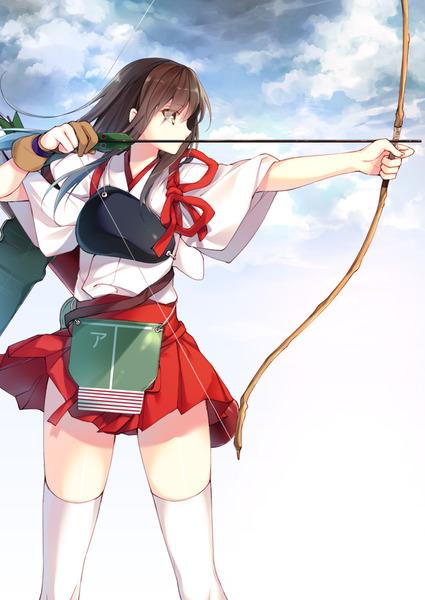 赤城と弓-03