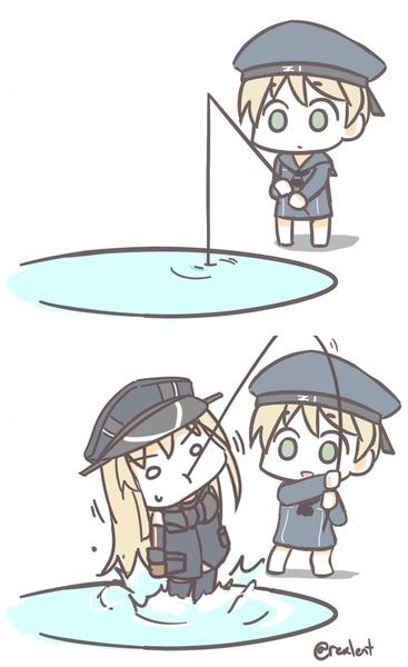 艦これ釣り-16