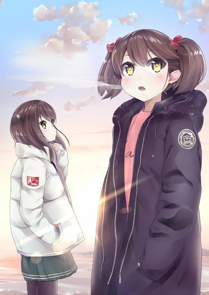 艦これ冬服2017-02