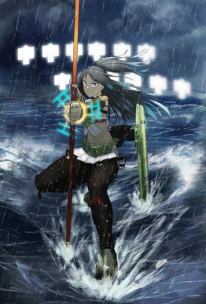 葛城と弓-19