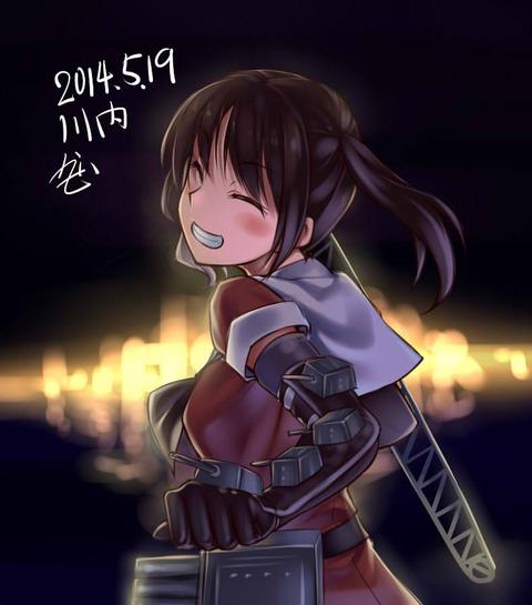 川内と夜-46