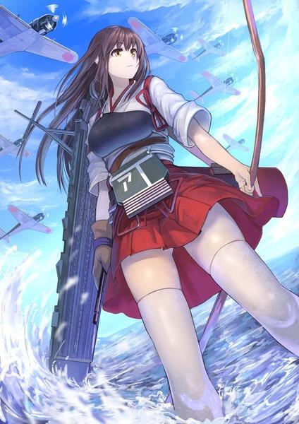 赤城と弓-02