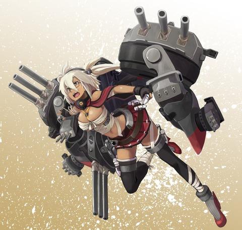 武蔵と艤装-17