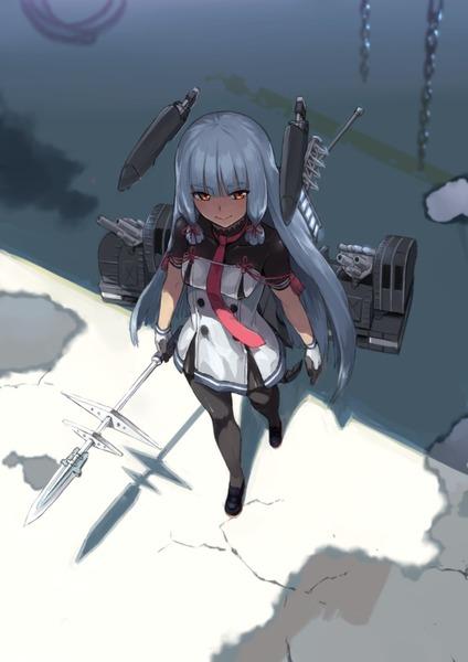 叢雲と槍-33