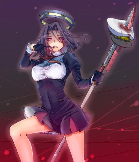龍田と薙刀-28