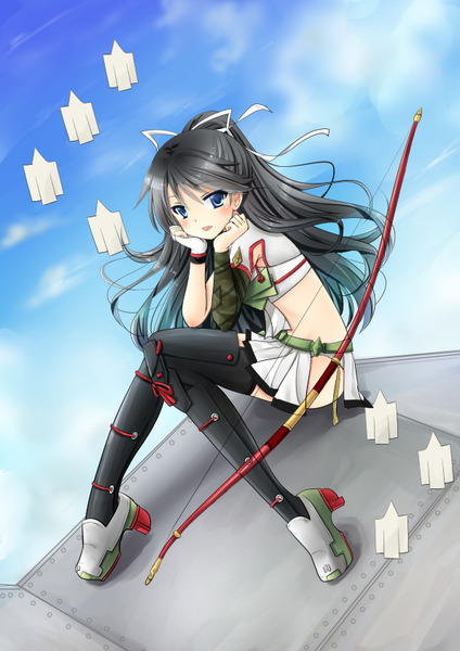 葛城と弓-18