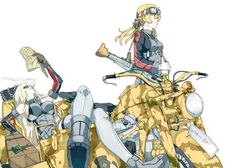 艦これバイク-35