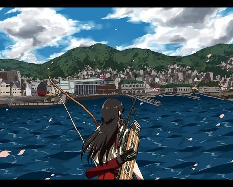 赤城と弓-15