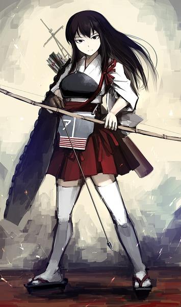 赤城と弓-46