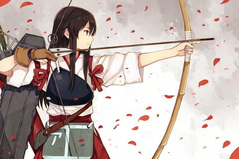 赤城と弓-12