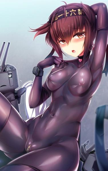 艦これノーブラ-33
