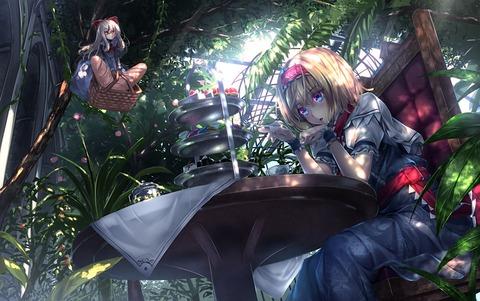 アリスと紅茶-37