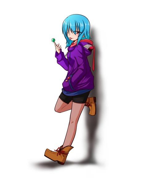 多々良小傘衣装チェンジ-12