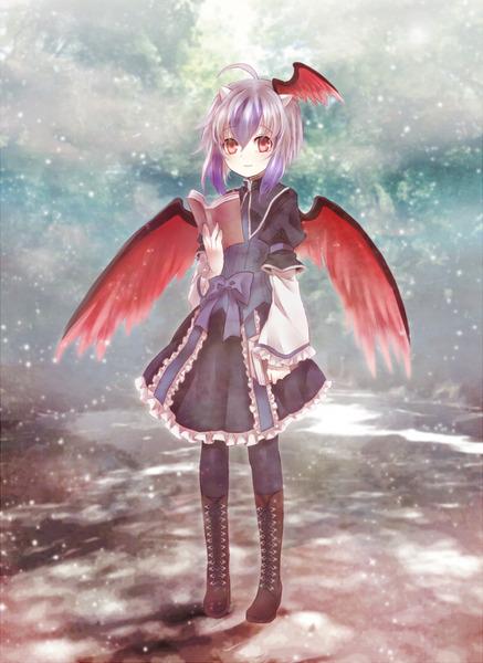 朱鷺子と本-16