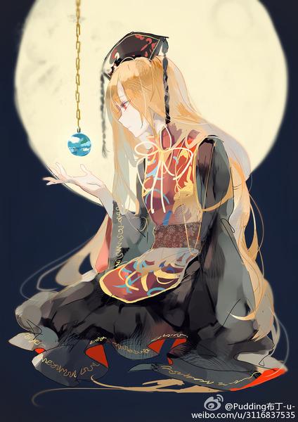 純狐と月-03