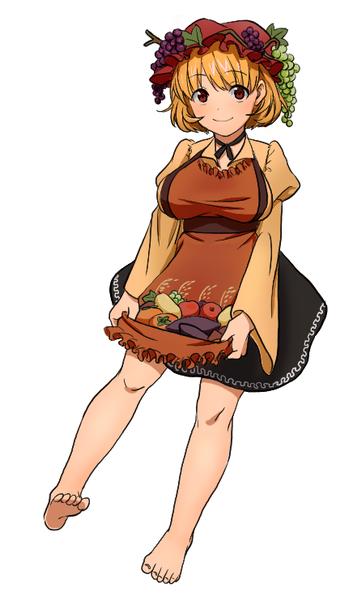 秋穣子と食べ物-46