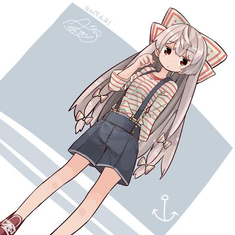 妹紅別衣装-18