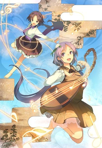 九十九姉妹楽器-46