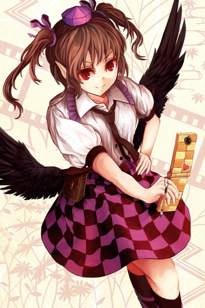 姫海棠はたて翼-37