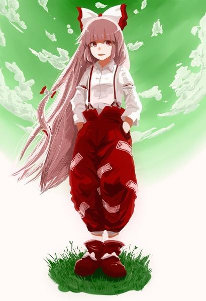 藤原妹紅ポケット-31