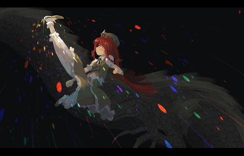 紅美鈴とキック-20